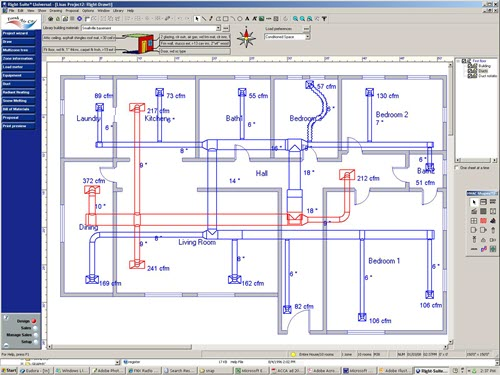 Wrightsoft HVAC Design and Sales Software | Hvac Drawing Program |  | www.wrightsoft.com